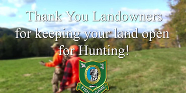Thank the Landowner